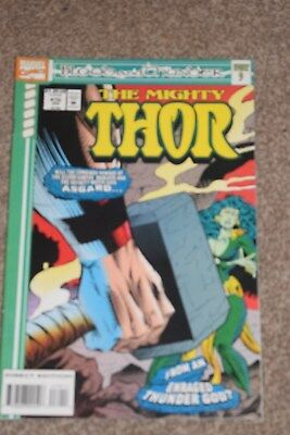 THE MIGHTY THOR  no 470 Marvel 1994 Blood and Thunder Part 9 Gamora Warlock NM