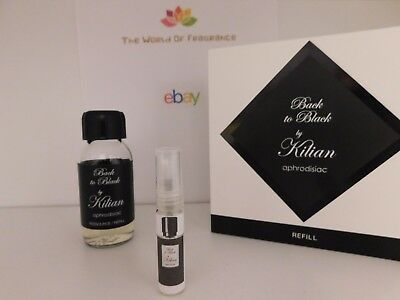 Decant 5ML Back to Black By Kilian / The Best Price Guaranteed! Fast Shipping!