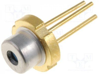 1 pcs Diode: laser; 650-665nm; 20mW; 7/16; TO18; Mounting: THT; 2÷2.5VDC