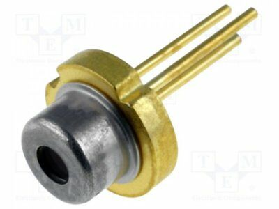 1 pcs Diode: laser; 804-809nm; 220mW; 6/28; TO18; Mounting: THT