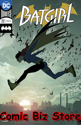 Batgirl #22 (2018) 1St Print Variant Cover Dc Uni Rebirth Bagged & Boarded