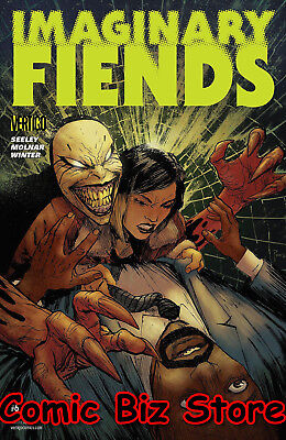 Imaginary Fiends #6 (Of 6) (2018) 1St Printing Dc/verigo Bagged & Boarded