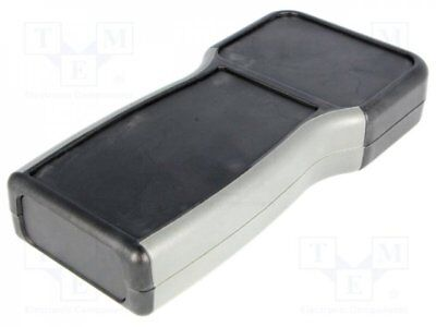1 pcs Enclosure: for devices with displays; X:80mm; Y:165mm; Z:28mm