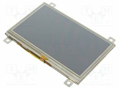 "1 pcs Display: TFT; 4.3""; 480x272; 95.04x53.86mm; Display: graphical"