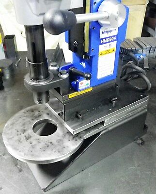 Drill Stand for a Magnetic Drill