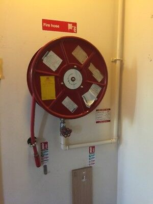 Fixed Fire Hose Reel With Fixing Bracket