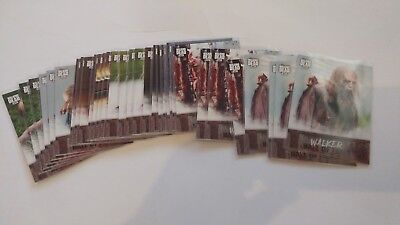 2018 Topps The Walking Dead TWD Road to Alexandria Walker Hall of Fame UPick Lot