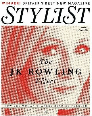 J K Rowling – Stylist Magazine - 6 July 2011