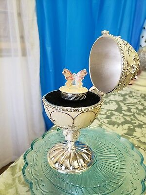 house of faberge musical egg
