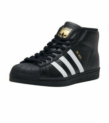 Youth (GS) Adidas Pro Model J Black/White B39372