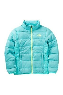 The North Face Andes Puffer Jacket Size M (10/12) Dirty**