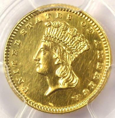 1888 PROOF Indian Gold Dollar G$1 - PCGS Proof Details (PR/PF) - Rare Coin!