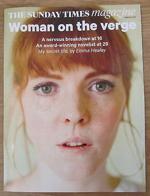 Emma Healey – Sunday Times Magazine – 1 February 2015