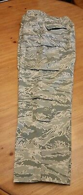 USAF Air Force 42R ABU Tiger Stripe Camo Cargo Pants Trousers - EXCELLENT COND.