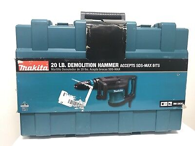 Makita HM1203C 14 Amp 1-3/4 in. Corded Variable Speed 20 lb. Demolition Hammer