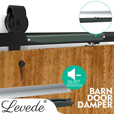 Sliding Barn Door Damper Hardware Soft Close Drawer Slide Track Buffer Damper