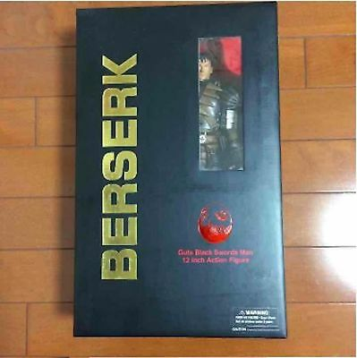Berserk Guts Black Swordsman 12inch Action Figure by Dragon with Box F/S Track