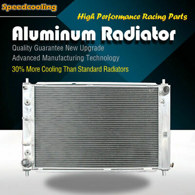 2139 3 ROW Aluminum Radiator For Ford Mustang GT SVT Cobra 1997-2004 V8 4.6L