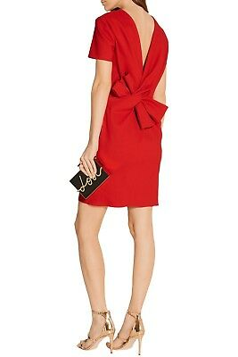 bb67e88546 NWT LANVIN Bow Back Short-Sleeve Dress size 38 -  269.00