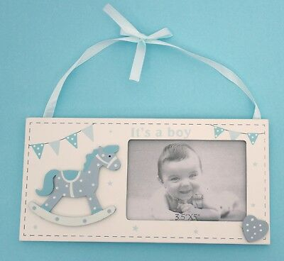 Baby Boy Photo Picture Frame Newborn Baby shower Gift
