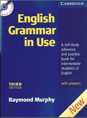 Cambridge English Grammar in used with Answers 3rd Raymond Murphy (pdf)