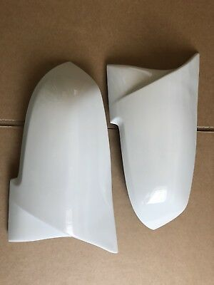 Bmw 1 Series F20 2 Series F22 Alpine White M Performance Mirror Cover
