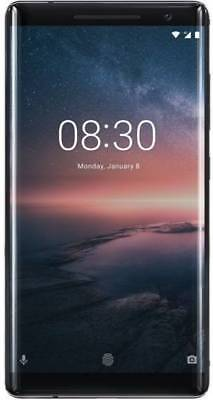 "New Launch Nokia 8 Sirocco Unlocked 6GB RAM 5.5"" Quad HD Display Android One"