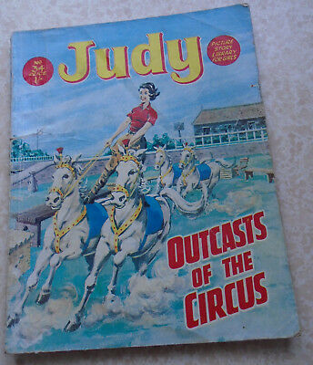 Judy Picture Story Library For Girls No. 34, 1966, early!