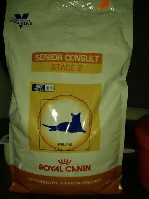 ROYAL CANIN Senior Consult Stage 2 Chat croquette