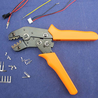 Crimping Tool Pliers Wire Crimpers Terminal Cable Crimp Connector Electric Plier