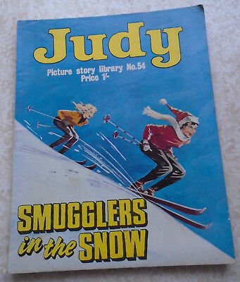 Judy Picture Story Library For Girls No.54, 1967, early!