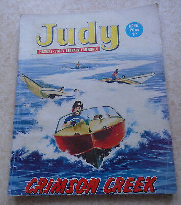 Judy Picture Story Library For Girls No.67, 1968, early!