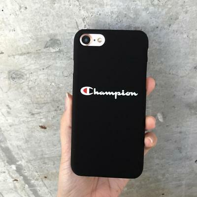 Phone Case Champion Cover Hard Protection Fits iPhone 6 6s 7 8 6+ 7+