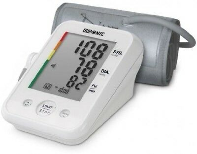 Blood Pressure Arm Monitor Medical Certified Machine LCD Heartbeat IHB Detector