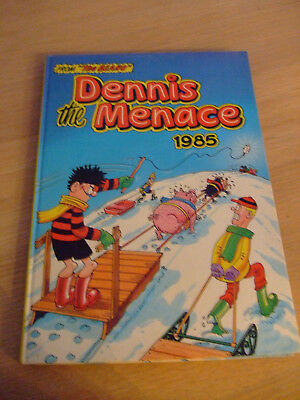 The Dennis the Menace Book 1985