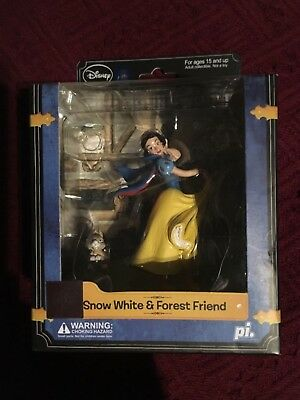 Snow White and Forest Friend -Mini World Figure New SEALED