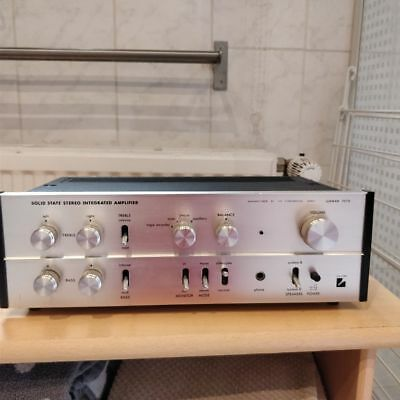 Luxman SQ-707 II Solid State Integrated Amplifier (1975)