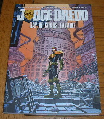 Judge Dredd Day of Chaos: Fallout ~ PBK