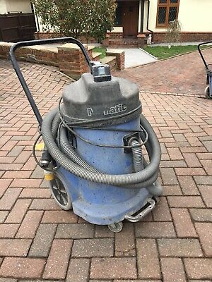Numatic Commercial Wet And Dry Twin Motor WVD900-2S Vacuum Cleaner S 2 WVD 900