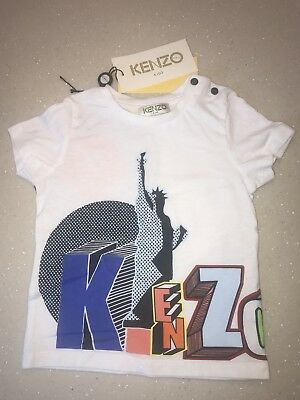Kenzo Baby Boy Top Age 12 Months
