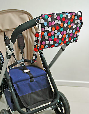 Prampocket buggy bag for Bugaboo, Donkey, Cameleon, Bee, Frog, iCandy Phil & Ted