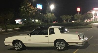 1987 Chevrolet Monte Carlo SS 1987 Monte Carlo S T-Top With built 383 Stroker & rebuilt HP 700R4 Transmission