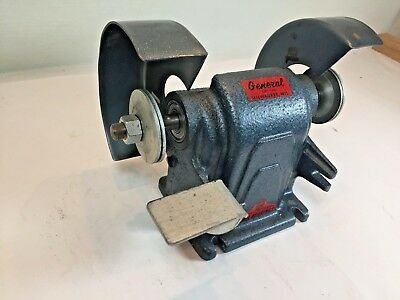 Groovy Vintage General Belt Driven Bench Grinder 26 00 Picclick Gmtry Best Dining Table And Chair Ideas Images Gmtryco