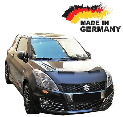 Bonnet Bra Suzuki Swift 4 FZ NZ Stoneguard Protector Front Car Mask Cover Tuning