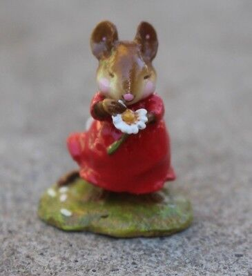 Wee Forest Folk, LOVES ME - WFF# M-233 - NEW IN BOX - US SELLER ships same day