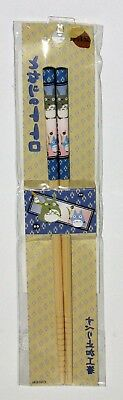 Totoro BLUE Bamboo Chopsticks by Skater