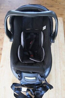 Steelcraft Baby Capsule - Black , excellent condition.