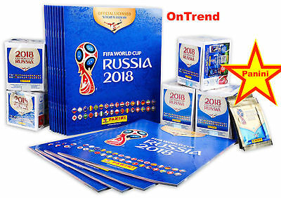 2018 Panini Fifa World Cup Stickers Cards 10 15 20 25 30 40 50, Australian Pack