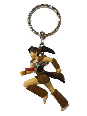 *NEW* InuYasha: Koga 3D Key Chain by GE Animation