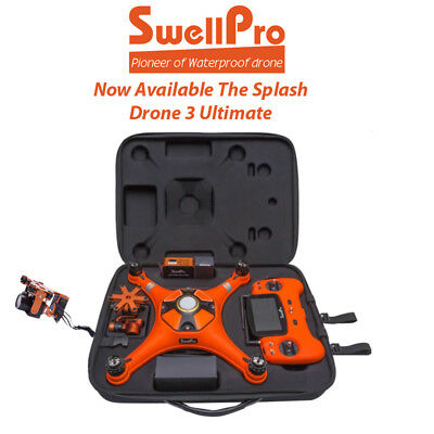 New Genuine SwellPro Splash Drone 3 Auto ULTIMATE Version Swell Pro QUADCOPTER